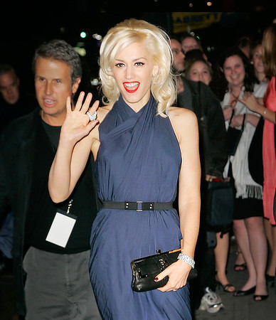 "Gwen Stefani at the 4th Annual ""Black Ball"" Concert for ""Keep A Child Alive"""