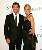 Kelly Ripa and Mark Consuelos at the 10th Year of The G&P Foundation At The 2007 Angel Bal