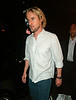 Owen Wilson at the Waverly Inn in NYC