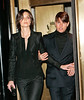 Exclusive: Katie Holmes and Tom Cruise out and about promoting 'Lions for Lambs' in NYC