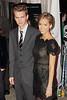 Jessica Alba and Hayden Christensen at the NY Premiere of 'Awake'