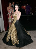 Dita Von Teese at the 7th On Sale Black Tie Gala at the 69th Regiment Armory