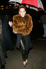 Sarah Jessica Parker braves the snow to attend the screening Guy Ritchie's new film 'Revolver' at the Tribeca Grand Hotel.