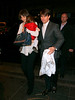14 Jan 2008 - New York, NY - Katie Holmes, Suri Cruise, and Tom Cruise come back to their hotel in NYC   Photo Credit Jackson Lee