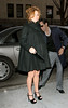 19 Jan 2008 - New York, NY - Jennifer Lopez proudly shows off her baby bump as she arrives at their baby shower with husband Marc Anthony.   Photo Credit Jackson Lee