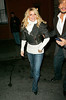 30 Jan 2008 - New York, NY - Jessica Simpson out for dinner with Ken Paves in NYC.   Photo Credit Jackson Lee