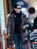 25 Feb 2008 - New York, NY - Julianne Margulies out and about in NYC.   Photo Credit Jackson Lee