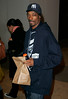 25 Feb 2008 - New York, NY - Snoop departs TRL in NYC.   Photo Credit Jackson Lee