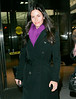 25 Feb 2008 - New York, NY - Courtney Cox arrives in JFK Airport in NYC.   Photo Credit Jackson Lee