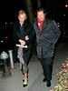 07 March 2008 - New York, NY - Uma Thurman and Arpad Busson out and about in NYC.   Photo Credit Jackson Lee