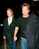 EXCLUSIVE<br /> 8 March 2008 - New York, NY - John Mellencamp, wife Elaine-Irwin Mellencamp, and Meg Ryan out for dinner at the Waverly Inn.   Photo Credit Jackson Lee