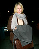 12 March 2008 - New York, NY - Martha Stewart out for dinner in NYC.   Photo Credit Jackson Lee/Ahmad Elatab