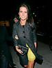 24 March 2008 - New York, NY - Audrina Patridge out and about in NYC.   Photo Credit Jackson Lee/Tom Meinelt