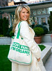 14 April 2008 - New York, NY - Christie Brinkley arrives at the first annual luncheon and educational panel to benefit Northeast Organic Farming Association of New York (NOFA-NY) at Gustavino.   Photo Credit Jackson Lee