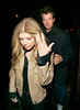 14 April 2008 - New York, NY - Fergie and Josh Duhamel out for dinner in NYC.   Photo Credit Jackson Lee