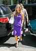 16 April 2008 - New York, NY - Fergie shops at the Calvin Klein store on Madison Avenue.   Photo Credit Jackson Lee