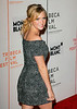 29 April 2008 - New York, NY - Brittany Snow at the Premiere of 'Finding Amanda'.   Photo Credit Jackson Lee