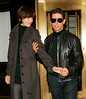 3 May 2008 - New York, NY - Tom Cruise, Katie Holmes out and about in NYC.   Photo Credit Jackson Lee