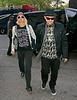 7 May 2008 - New York, NY - Paris Hilton and Benji Madden arrive to NYC.   Photo Credit Jackson Lee