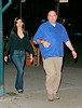 EXCLUSIVE<br /> 10 May 2008 - New York, NY - James Gandolfini and Deborah Lin out and about in NYC.  Photo Credit Jackson Lee