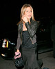 14 May 2008 - New York, NY - Jennifer Aniston and John Mayer have a dinner date at the Waverly Inn, then they head to Hudson Bar and Books for a nightcap.  Photo Credit Jackson Lee