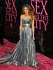 27 May 2008 - New York, NY - Sarah Jessica Parker at the NY Premiere of 'Sex and the City'.  Photo Credit Jackson Lee