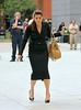 6 June 2008 - New York, NY - Sandra Bullock and Ryan Reynolds film a scene 'The Proposal'.  Photo Credit Jackson Lee