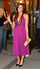 Vanessa Carlton<br /> arrives at Christina Applegate triumphant Broadway debut in 'Sweet Charity'<br /> Al Hirschfeld Theatre, NYC<br /> May 4, 2005<br /> LJNY