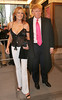 Melania and Donald Trump<br /> arrives at Christina Applegate triumphant Broadway debut in 'Sweet Charity'<br /> Al Hirschfeld Theatre, NYC<br /> May 4, 2005<br /> LJNY
