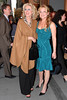 Blythe Danner, guest<br /> arrives at Christina Applegate triumphant Broadway debut in 'Sweet Charity'<br /> Al Hirschfeld Theatre, NYC<br /> May 4, 2005<br /> LJNY