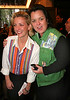 Rosie O'Donnell and her domestic partner Kelli Carpenter<br /> arrive at Christina Applegate triumphant Broadway debut in 'Sweet Charity'<br /> Al Hirschfeld Theatre, NYC<br /> May 4, 2005<br /> LJNY