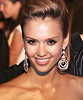 Jessica Alba at the world premiere of 'fantastic Four'.  This is the first movie premiere ever to be held at Liberty Island! - July 6, 2005