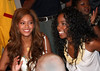 Beyonce Knowles and Kelly Rowland talk to kids undergoing treatment at the Ronald McDonald House NYC - July 30, 2005<br /> NO US