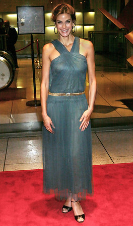 Teri Hatcher at the 'Good Night, and Good Luck' Premiere at the opening night of the 43rd New York Film Festival at Avery Fisher Hall, New York City - Sept. 23, 2005