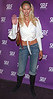 """Beth Ostrosky at The Grand Opening of the """"Self Magazine"""" Self Center - Sept. 26, 2005"""