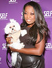 """Star Jones at The Grand Opening of the """"Self Magazine"""" Self Center - Sept. 26, 2005"""