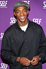 """Anthony Mackie at The Grand Opening of the """"Self Magazine"""" Self Center - Sept. 26, 2005"""