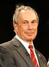 28 November 2005 - New York, NY - Michael Bloomberg at the second annual UNICEF Snowflake lighting ceremony.  Photo Credit Jackson Lee/Admedia
