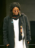 28 November 2005 - New York, NY - Whoopi Goldberg at the second annual UNICEF Snowflake lighting ceremony.  Photo Credit Jackson Lee/Admedia
