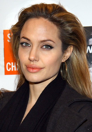 05 Decemeber 2005 - New York, NY - Angelina Jolie at the benefit gala and concert to benefit WITNESS.  Photo Credit Jackson Lee/Admedia