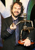 05 Decemeber 2005 - New York, NY - Peter Jackson with the original model of King Kong at the World premiere of King Kong.  Photo Credit Jackson Lee/Admedia