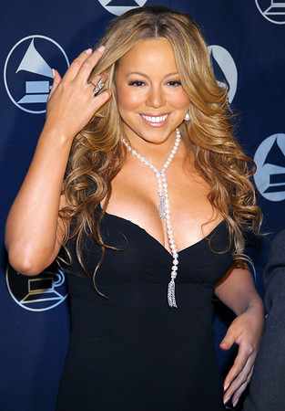 07 Decemeber 2005 - New York, NY - Mariah Carey at The Recording Academy Honors 2005, Presented by the NY Chapter of the Recording Academy.  Photo Credit Jackson Lee<br /> <br /> NO US SALES