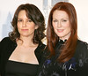 13 Decemeber 2005 - New York, NY - Tina Fey and Julianne Moore at the MUSE Awards at the NY Hilton.  Photo Credit Jackson Lee