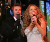01 Jan 2006 - New York, NY - Ryan Seacrest and Mariah Carey at New Year's Eve 2006 celebration at Times Square, NYC.  Photo Credit Jackson Lee/Admedia