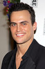 30 January 2006 - New York, NY - Cheyenne Jackson at party for 'The Public Sings: A 50th Anniversary' at Time Warner Center.  Photo Credit Jackson Lee/Admedia