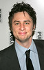 30 January 2006 - New York, NY - Zach Braff at party for 'The Public Sings: A 50th Anniversary' at Time Warner Center.  Photo Credit Jackson Lee/Admedia