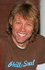 26 January 2006 - New York, NY - Jon Bon Jovi at the press conference for the 20th anniversary of the AFL.  Photo Credit Jackson Lee