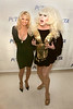 03 February 2006 - New York, NY - Lady Bunny and Pamela Anderson at the an event hosted by PETA (People for the Ethical Treatment of Animals) to honor people who have made outstanding contributions in promoting PETA campaigns that take a stand against cruelty to animals..  Photo Credit Jackson Lee