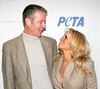 03 February 2006 - New York, NY - Dan Matthews and Pamela Anderson at the an event hosted by PETA (People for the Ethical Treatment of Animals) to honor people who have made outstanding contributions in promoting PETA campaigns that take a stand against cruelty to animals..  Photo Credit Jackson Lee