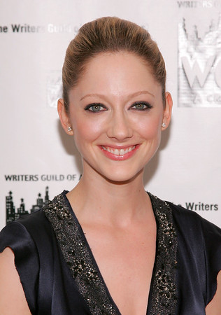 04 February 2006 - New York, NY - Judy Greer at Writer's Guild of America, East (WGAE) 58th Annual Awards Ceremony held at Waldorf=Astoria.  Photo Credit Jackson Lee/Admedia